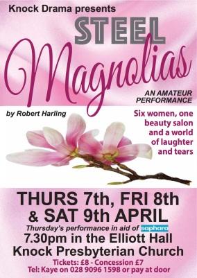 steel magnolias A3